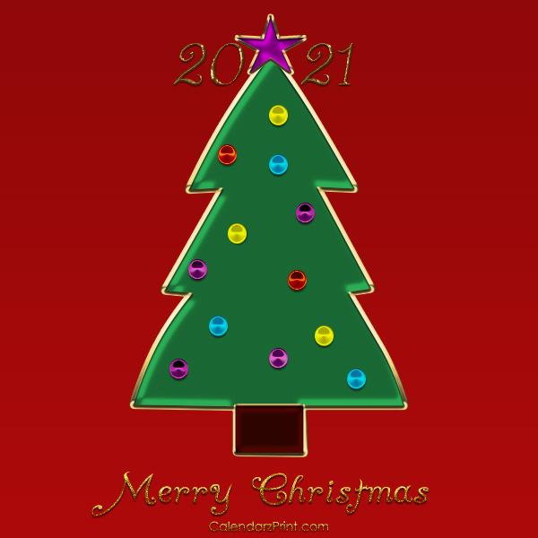 Printable Christmas Cards 2021 Christmas Cards 2021 Printable Free Colorful Christmas Tree Calendarzprint Free Calendars Printable Calendars